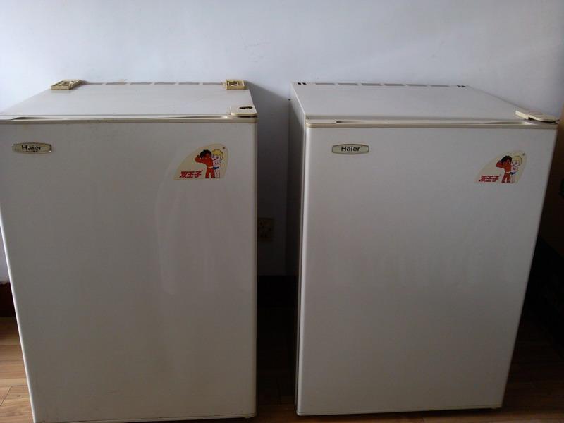 转让海尔双王子分体冰箱