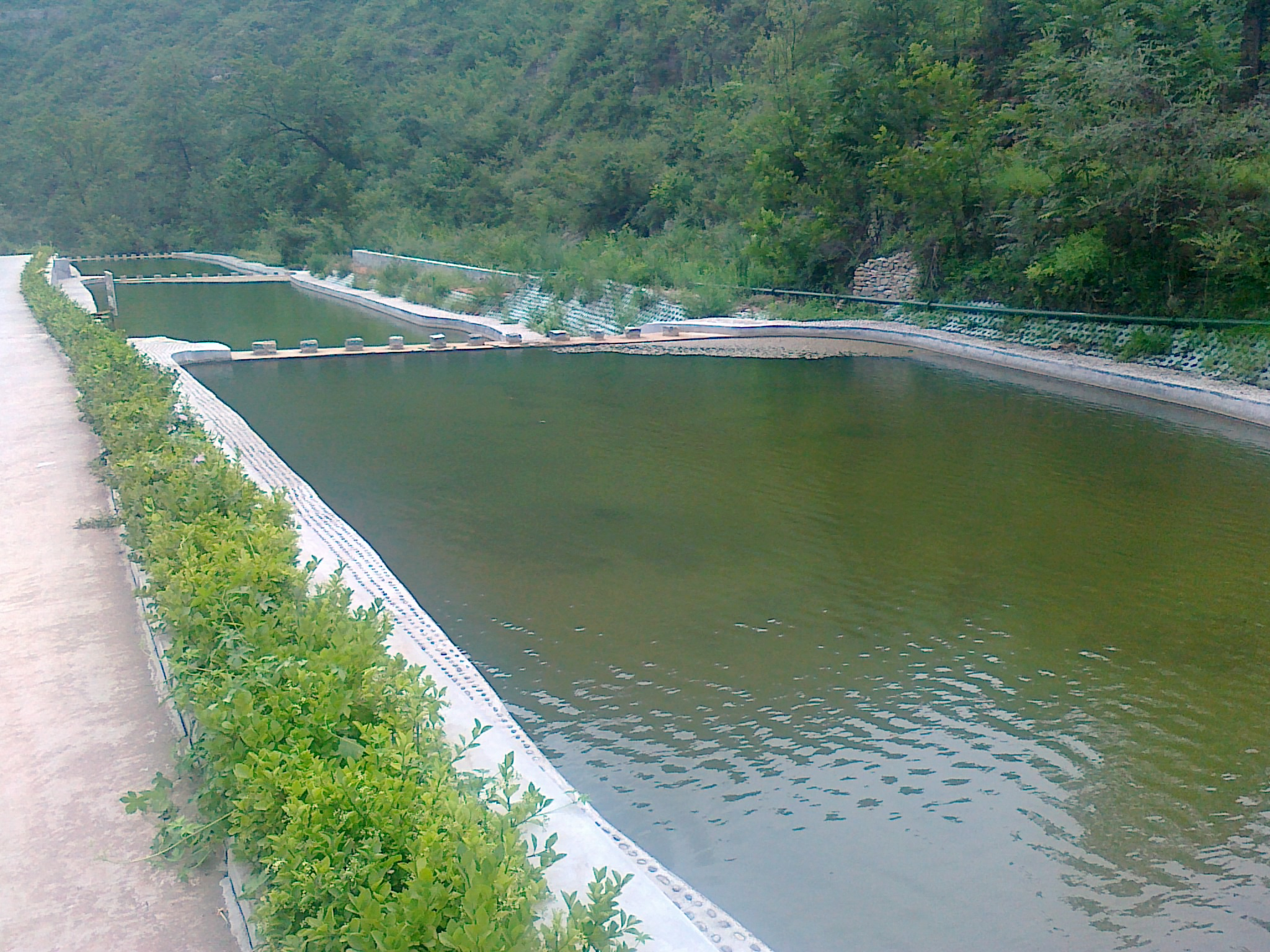 西湖区石龙山村风景