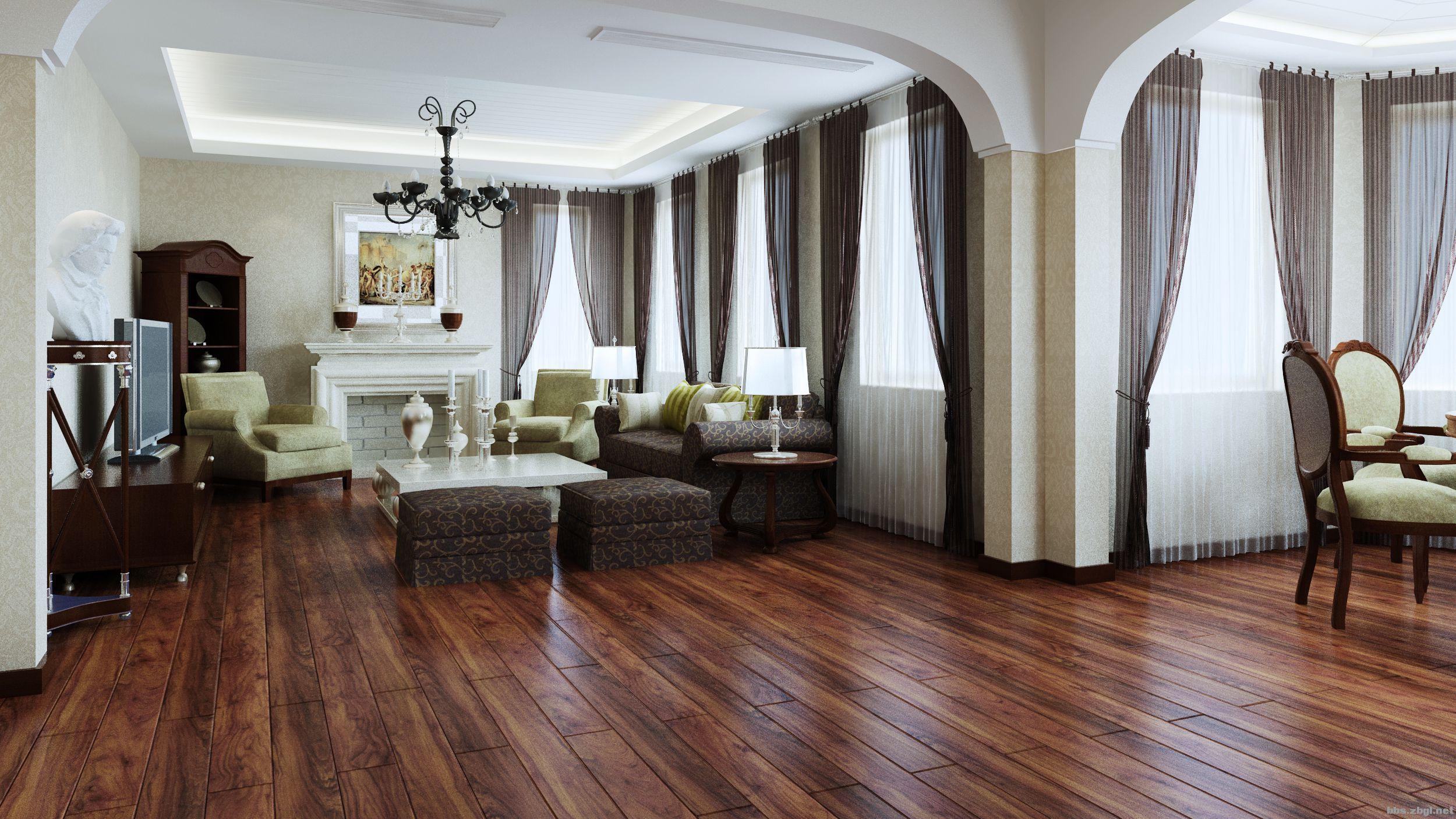 扬子地板------中国木地板行业样板工厂:国家高新