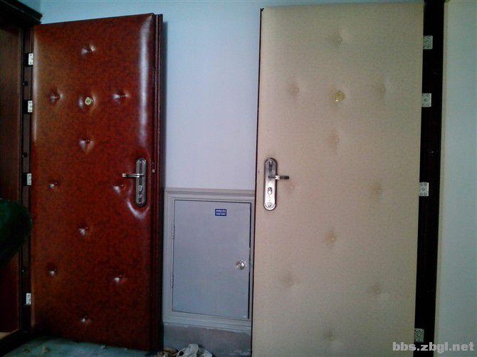 软包防盗门 - 装修建材品牌