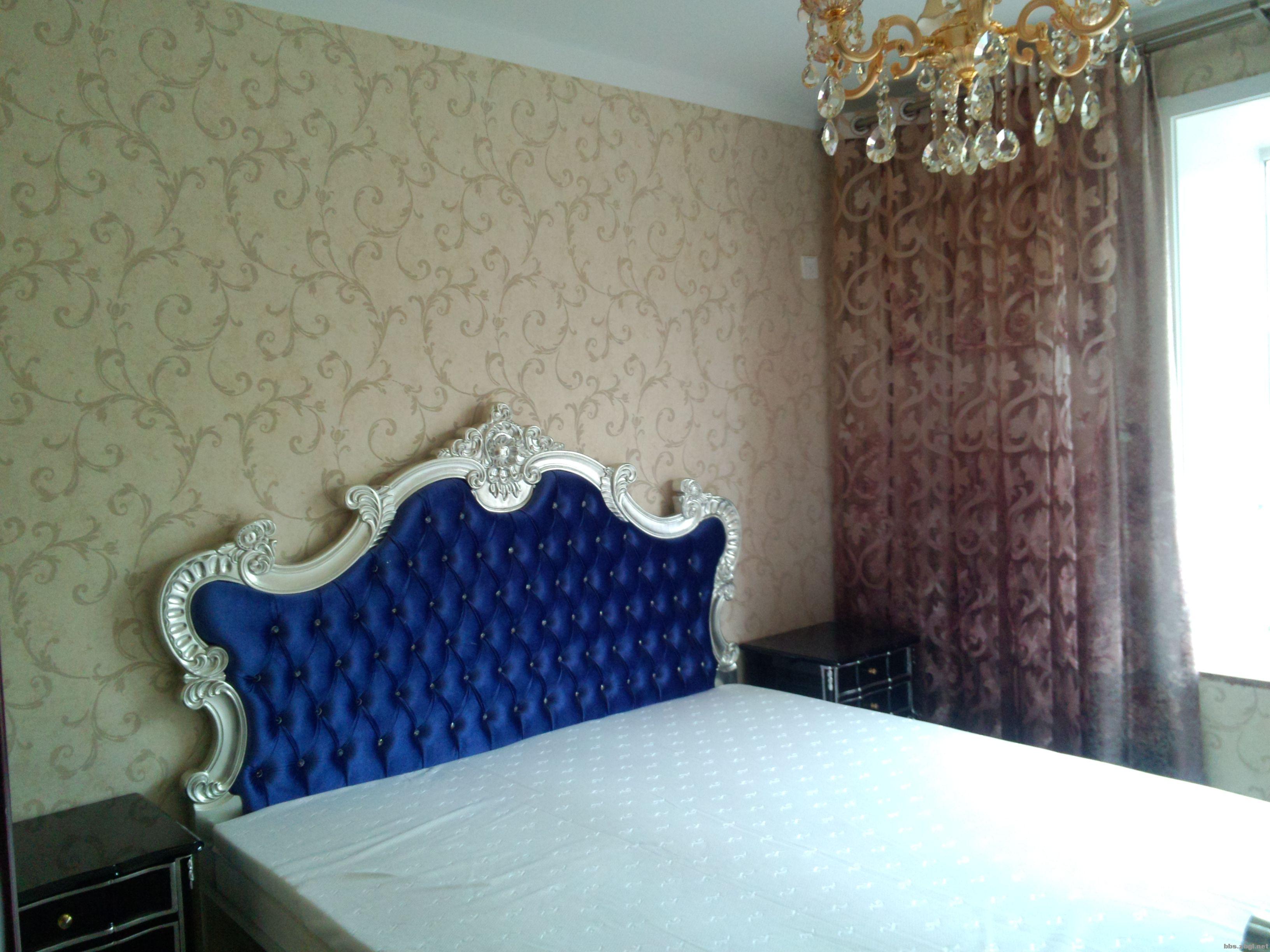 背景墙 房间 家居 设计 卧室 卧室装修 现代 装修 3264_2448
