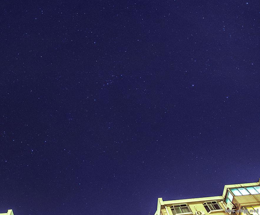 满天都是小星星