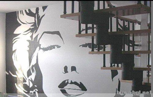 专业绘制手绘墙