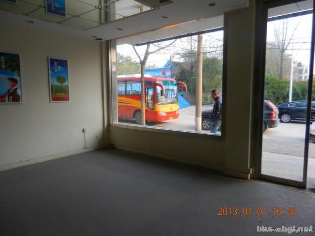 精装修)门头房两套对外出租,水电齐全,可安装三相电位置,在门口可停车