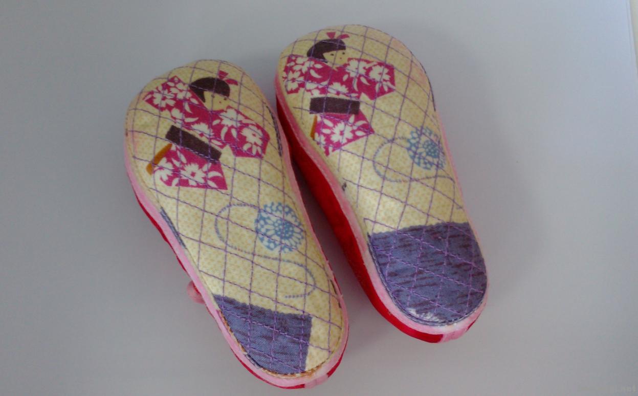 婴儿鞋鞋底图解