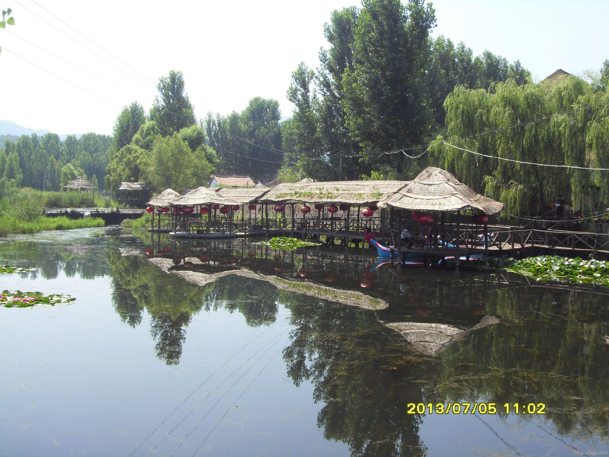淄博博山池上风景区_风景520