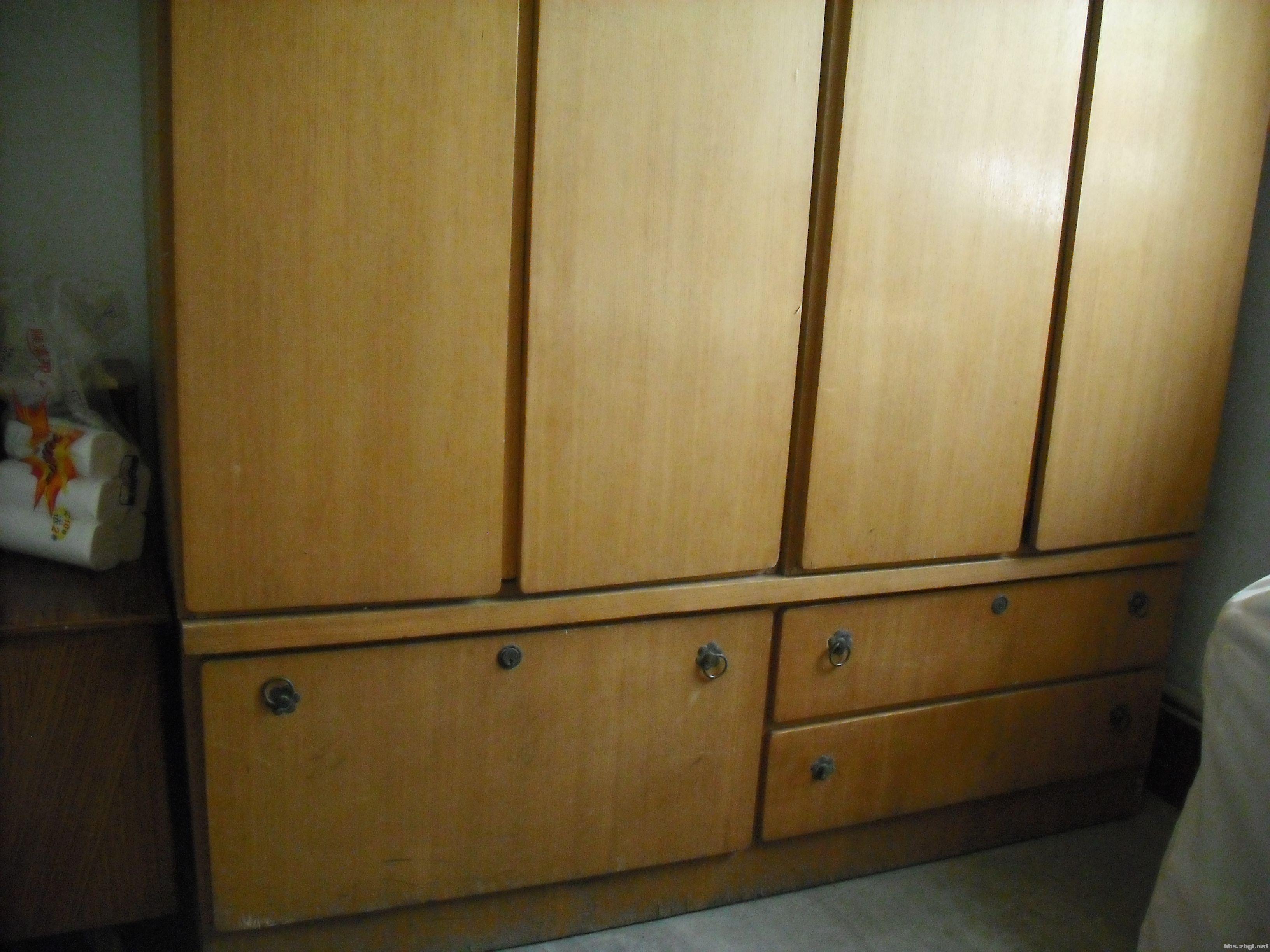 老式简易衣柜安装步骤
