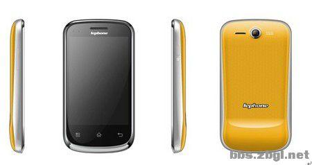 电信3G智能手机,只需199元