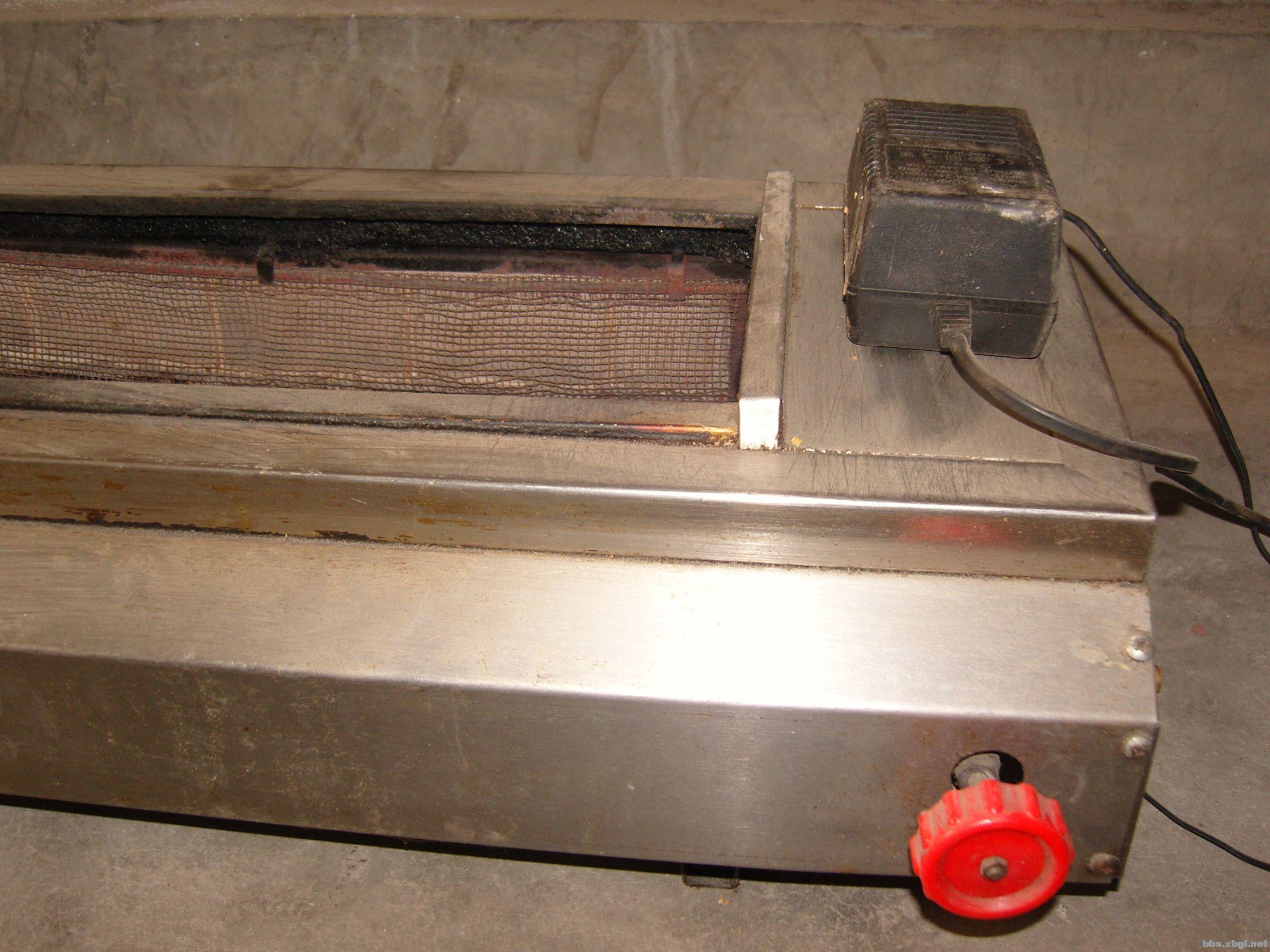 钢圈烧烤炉子设计图展示