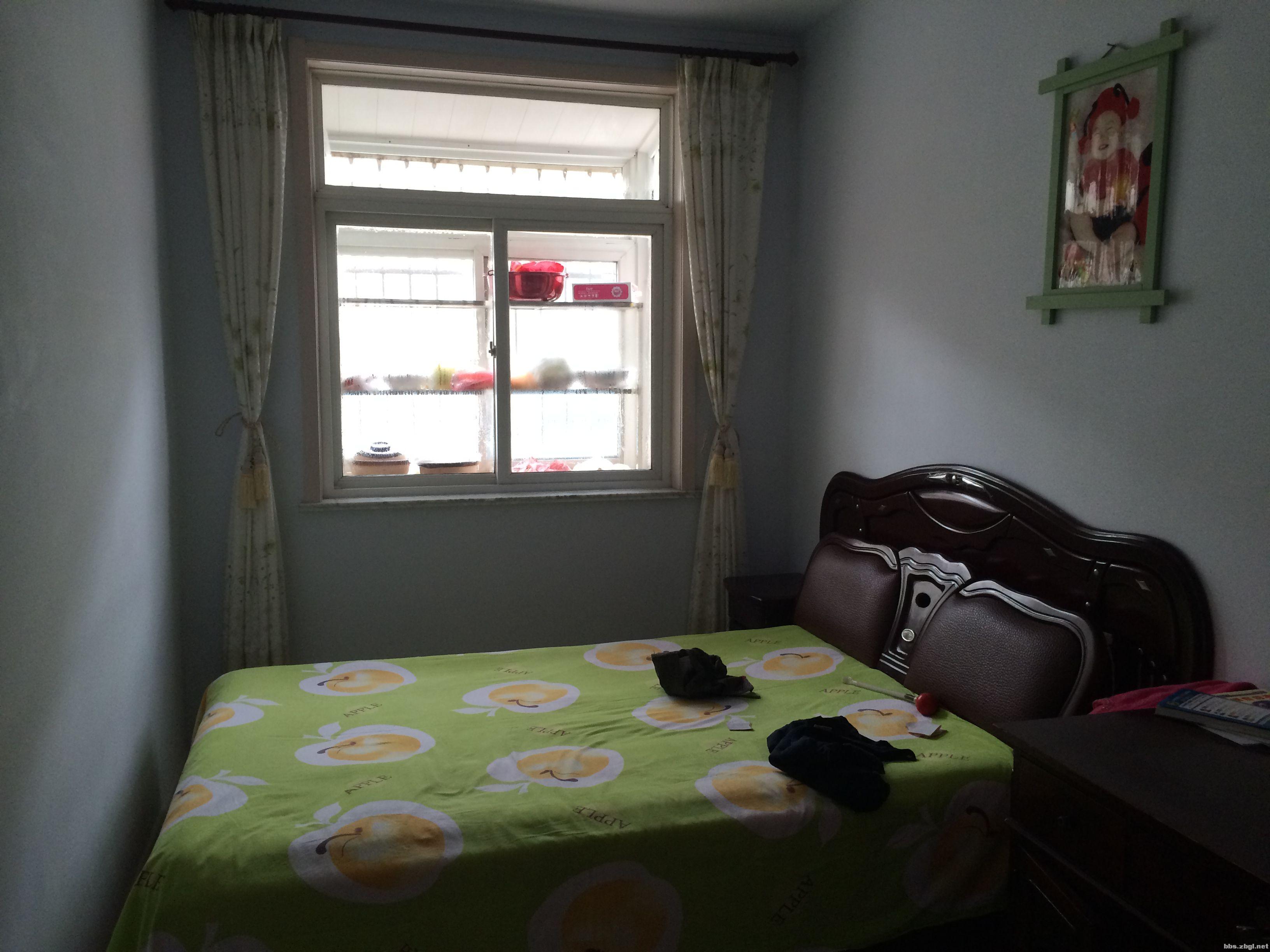 博山九龙御花园89平方两室一厅新装修房屋出售