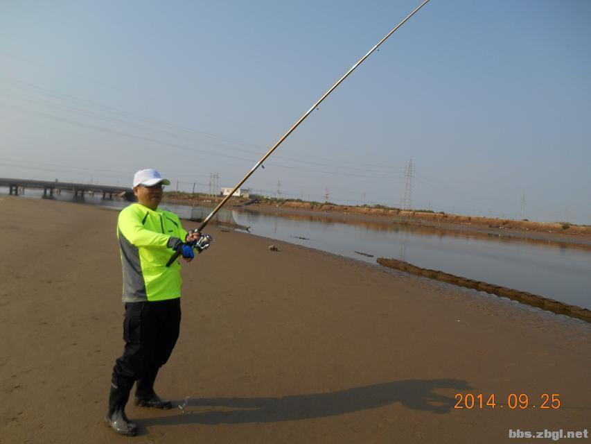 海钓---岸边海竿抛投钓法