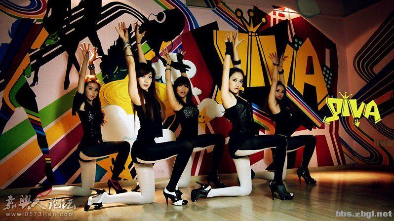 简单好看可爱的爵士舞韩国复古舞蹈教学