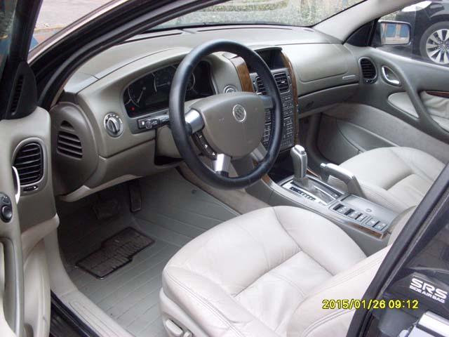 超低价2006年8月底原装进口别克荣御2.8v6原版极品 淄博二高清图片