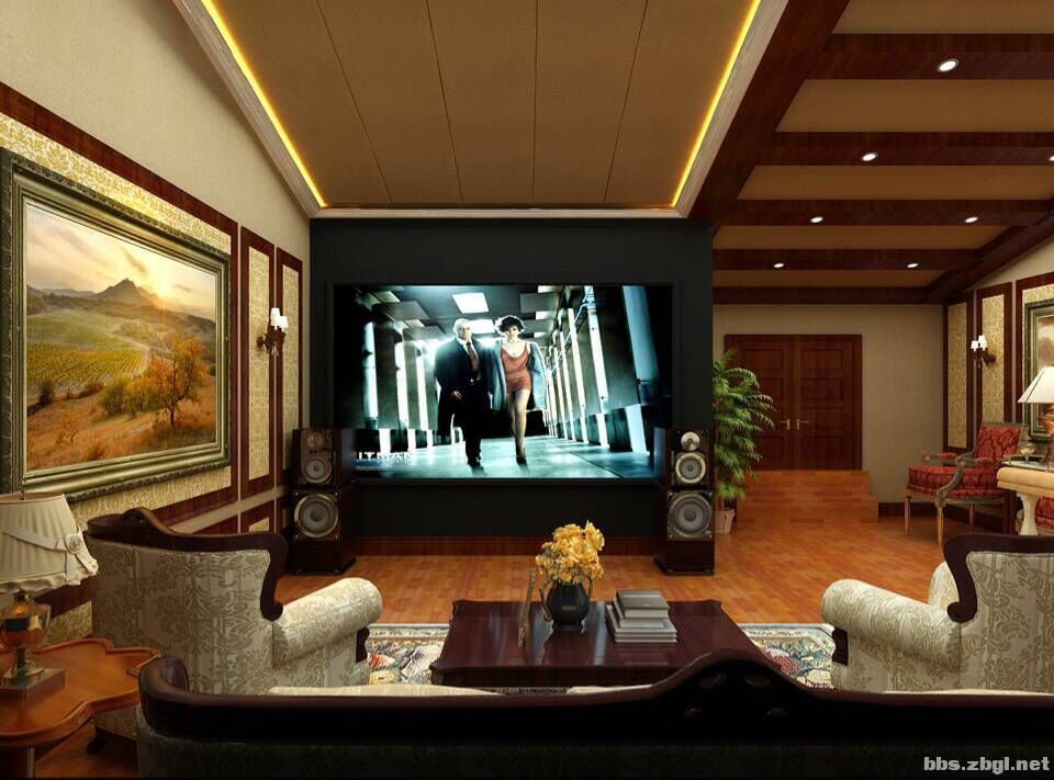 影音汇私人影院定制打造低调的奢华 重新诠释视听概念