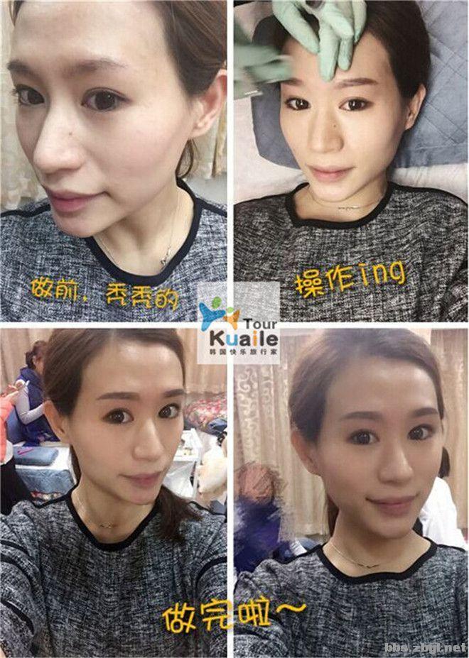 素颜美女的秘密——韩国半永久化妆