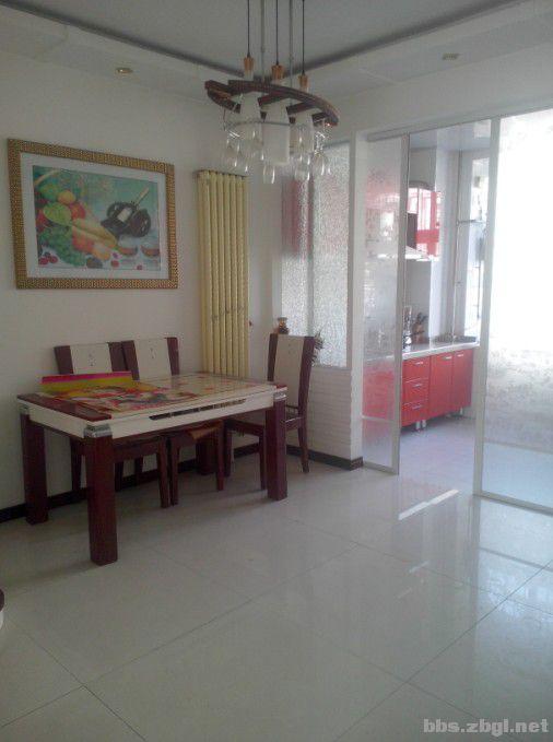 花村多层一楼,两室一厅80平,精装修,家具家电齐全