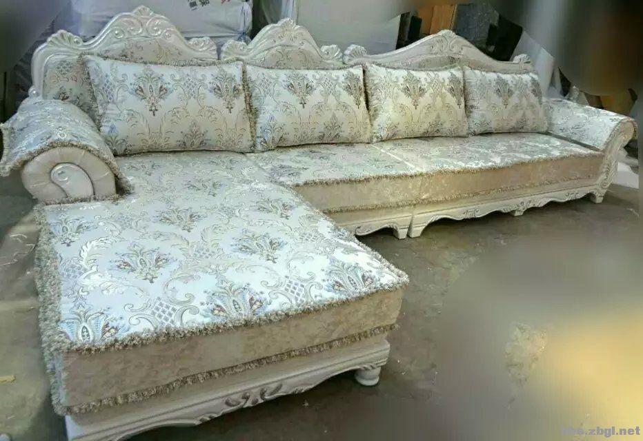 淘宝店发全省实木沙发1999布艺1900茶几电视柜1100软床160欧式沙发床图片