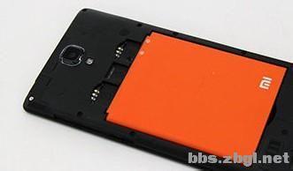 求块红米NOTE1的电池图片